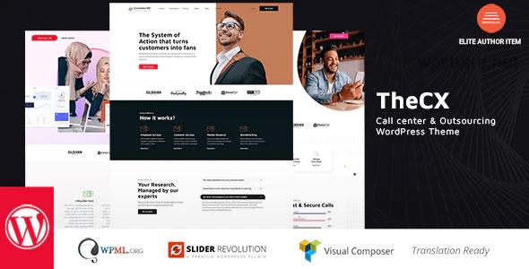 TheCX 1.9 – Customer Experience WordPress Theme
