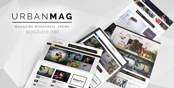 Urban Mag 1.3.1 – News & Magazine WordPress