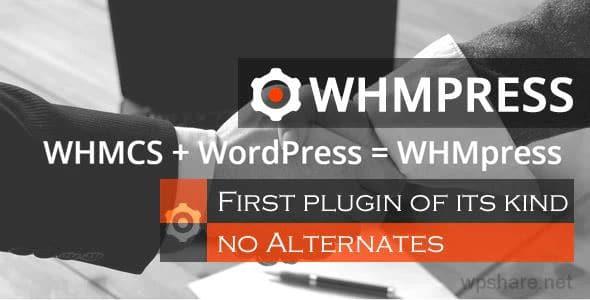 WHMpress 5.6 – WHMCS WordPress Integration Plugin