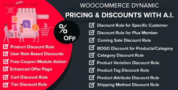 WooCommerce Dynamic Pricing & Discounts with AI v1.6.8