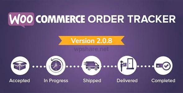 WooCommerce Order Tracker v2.0.8