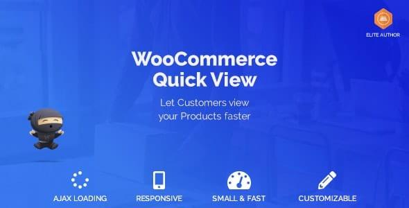 WooCommerce Quick View v1.2.8