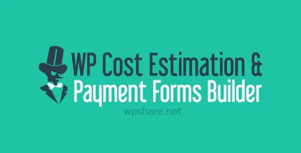 WP Cost Estimation & Payment Forms Builder v9.735