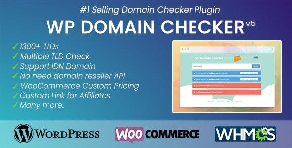 WP Domain Checker 5.1.2 – WordPress Plugin