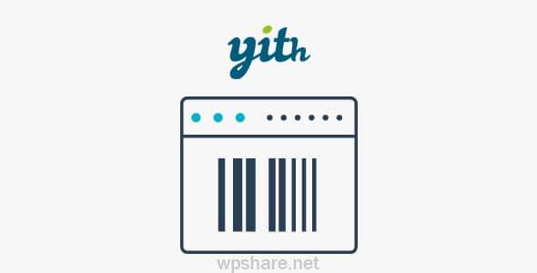 YITH WooCommerce Barcodes Premium v2.0.9
