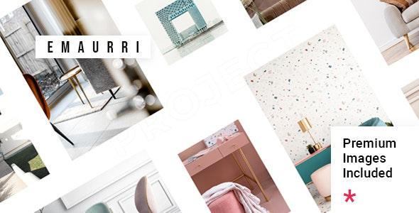 Emaurri 1.2 – Architecture and Interior Design Theme