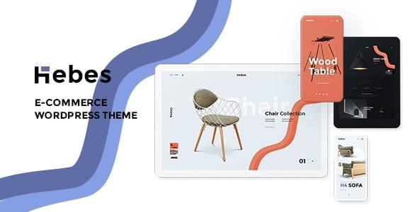 Hebes 1.9 – MultiPurpose WooCommerce WordPress Theme