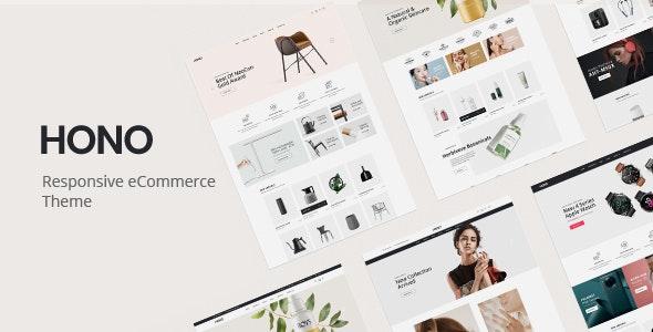Hono 1.0.3 – Multipurpose WooCommerce WordPress Theme