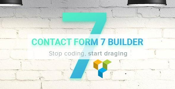 Moana 1.6 – Contact Form 7 Builder