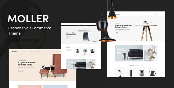 Moller 1.0 – Furniture & Decor WooCommerce WordPress Theme