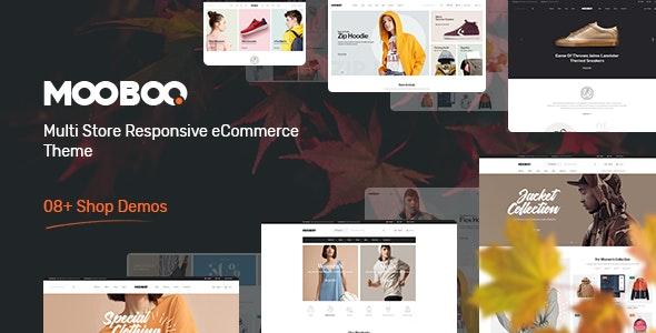 Mooboo 1.0.7 – Fashion Theme for WooCommerce WordPress