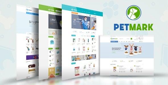 PetMark 1.2.0 – Responsive WooCommerce WordPress Theme