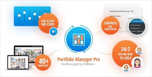Portfolio Manager Pro 3.2 – WordPress Responsive Portfolio & Gallery