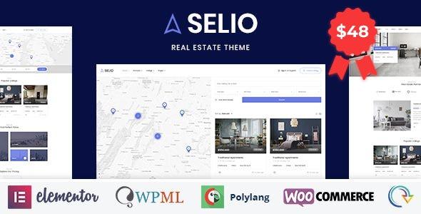 Selio 1.4 – Real Estate Directory