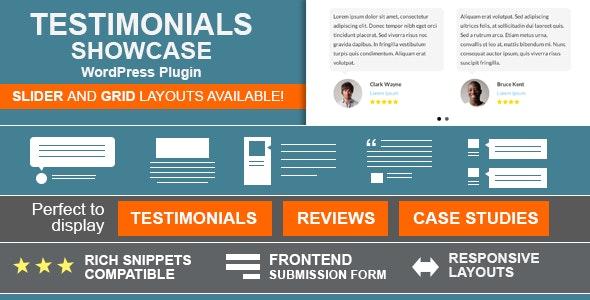 Testimonials Showcase 2.2.5 – WordPress Plugin