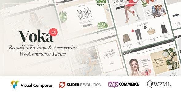 Voka 2.2.0 – Fashion Cosmetic & Accessories WooCommerce Theme