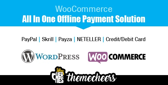 WooCommerce All In One Offline Payment Solution v1.1.1