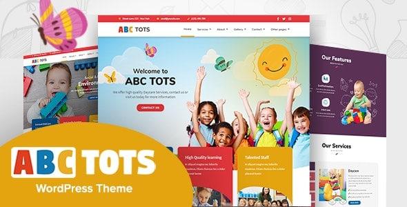 Abc Tots 1.6.5 – Kindergarten Theme