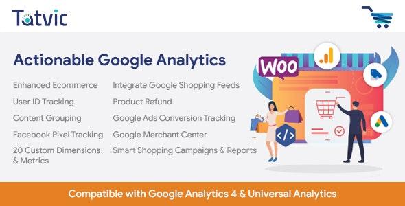 Actionable Google Analytics for WooCommerce v4.1.0
