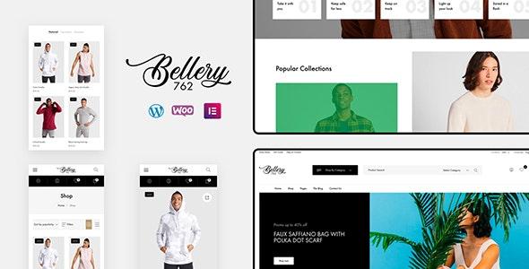 Bellery 1.0.9 – Modern & Minimal WooCommerce Theme