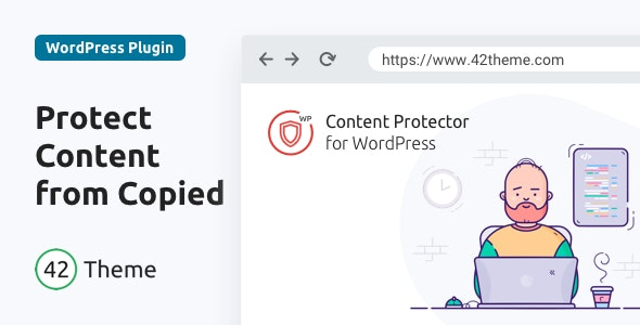 Content Protector for WordPress 1.0.2 – Prevent Your Content from Being Copied