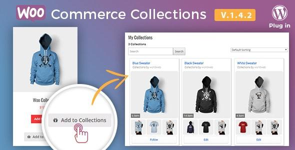 Docket 1.4.3 – WooCommerce Collections / Wishlist / Watchlist – WordPress Plugin