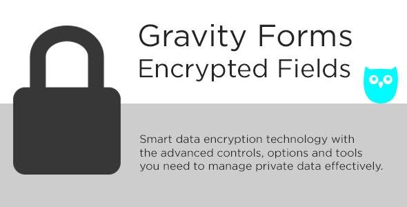 Gravity Forms Encrypted Fields v5.7.8