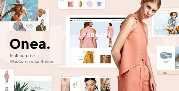 Onea 1.5 – Elegant Fashion Shop