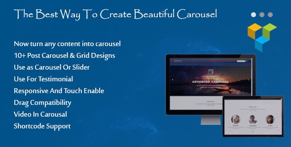 Ultimate Carousel For WPBakery Page Builder v10.8.1