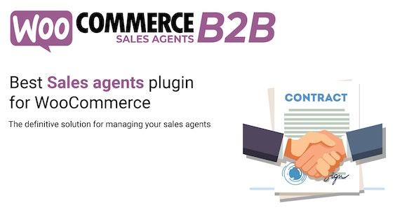 WooCommerce B2B Sales Agents v1.0.9