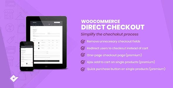 WooCommerce Direct Checkout v2.4.0