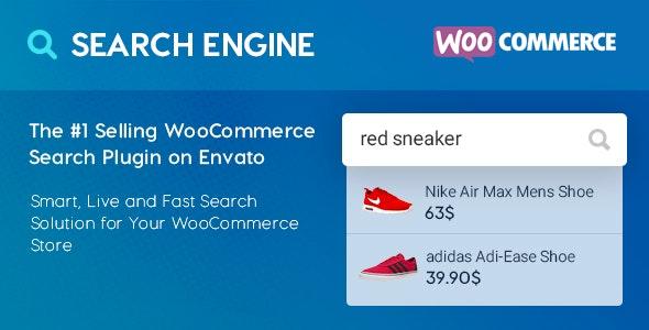 WooCommerce Search Engine v2.2.5