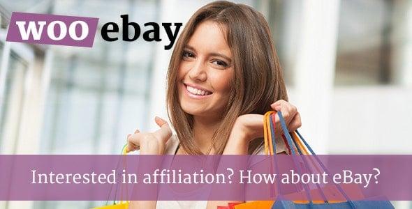WooCommerce eBay Affiliates 1.2 – WordPress Plugin