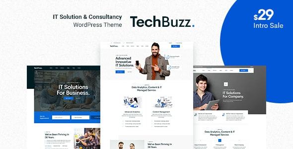 BngTech 1.0.4 – IT Solutions WordPress Theme