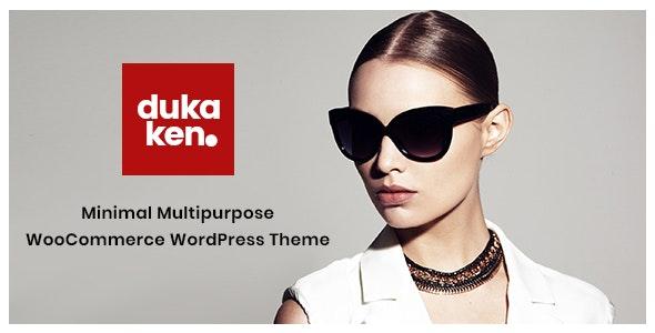 Dukaken 1.1.3 – Multipurpose WooCommerce WordPress Theme