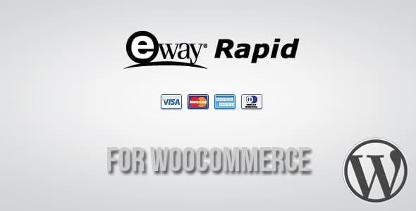 eWay Rapid Payment Gateway for WooCommerce v1.3.0