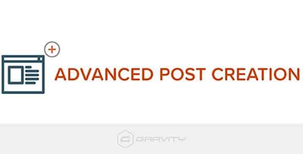 Gravity Forms Advanced Post Creation v1.1