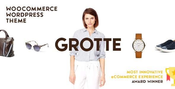 Grotte 9.0.1 – A Dedicated WooCommerce Theme