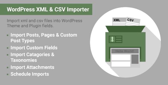 ImportWP Pro 2.1.1 – WordPress XML & CSV Importer