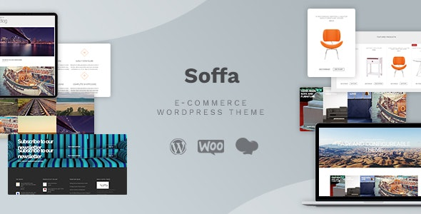 Soffa 2.2.12 – Furniture & Business WordPress Theme
