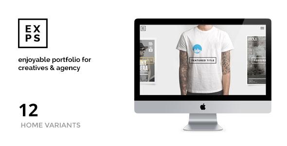 Expose 1.0.11- Creatives & Agency WordPress Theme