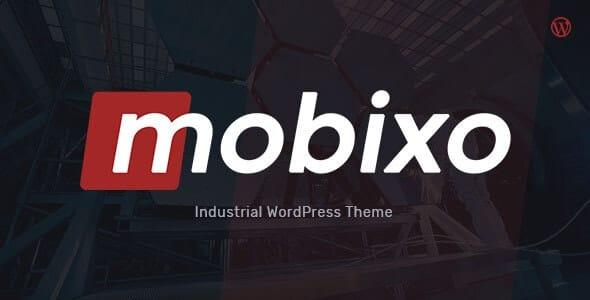 Mobixo 1.0.4 – Industry WordPress Theme