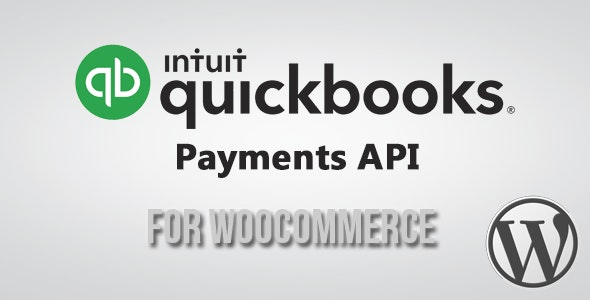 QuickBooks 1.3.0 – Payment API Gateway for WooCommerce