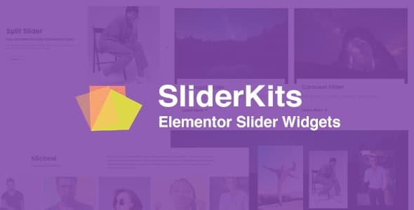 SliderKits 1.0.0 – Advanced Elementor Slider Widgets Plugin