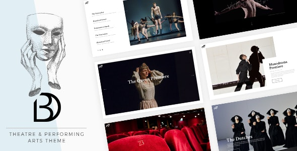 Bard 1.4 – A Theatre and Performing Arts Theme