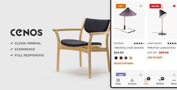 Cenos 1.1.4 – Modern Furniture WooCommerce Theme