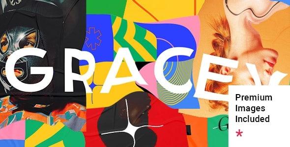 Gracey 1.0 – Creative Portfolio Theme