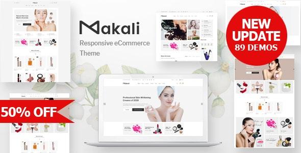 Makali 1.4.4 – Multipurpose Theme for WooCommerce WordPress