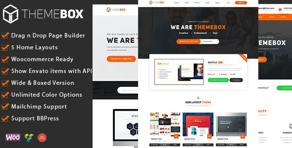 Themebox 1.3.5 – Digital Products Ecommerce WordPress Theme