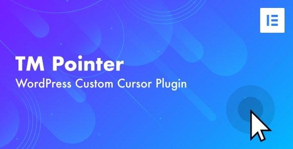 TM Pointer 1.0 – WordPress Custom Cursor Plugin
